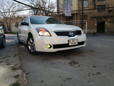 Nissan Azərbaycanda: Nissan Altima 2.5 l. 2008 | 19800 km