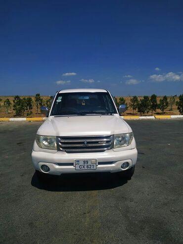 pajero io - Azərbaycan: Mitsubishi 2 l. 2001   190477 km