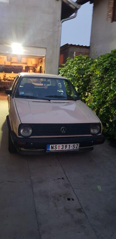 ������������������r���:za33������������������,������������������,������������������,��������������������� - Srbija: Volkswagen Golf R 1.6 l. 1986