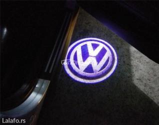 Vw passat b5 - led logo projektor za vrata - komplet od 2 komada. - Zrenjanin