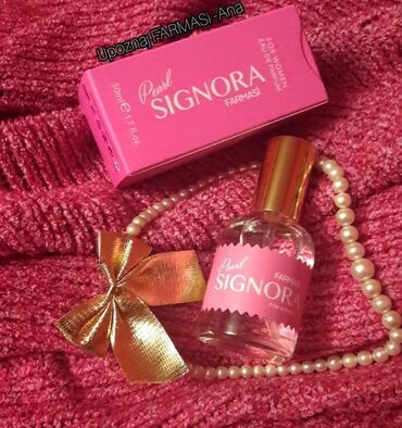 No secret b - Srbija: Ovaj parfem bih nazvala: nežnost u maloj bočici parfema.  Slatko, než