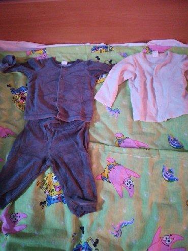Dečija odeća i obuća - Rumenka: Plišana trenutka za dete od 6do 9 meseci