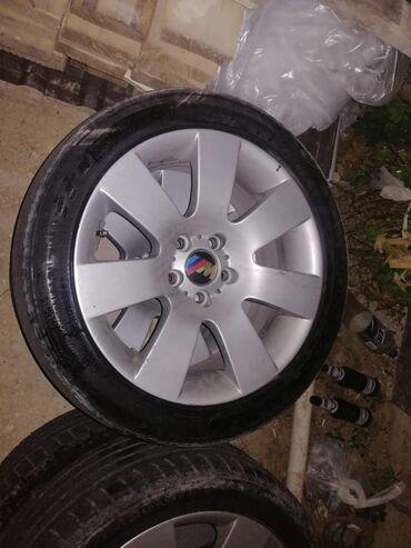 "bmw-5-серия-518i-4mt - Azərbaycan: BMW disk teker 18""lik. birinde svarka varreal aliciya qiymetde"