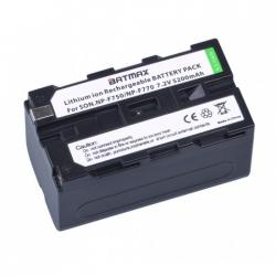 Batmax NP-F750/770 batareya (Sony)Məhsul kodu: Kredit kart sahibləri
