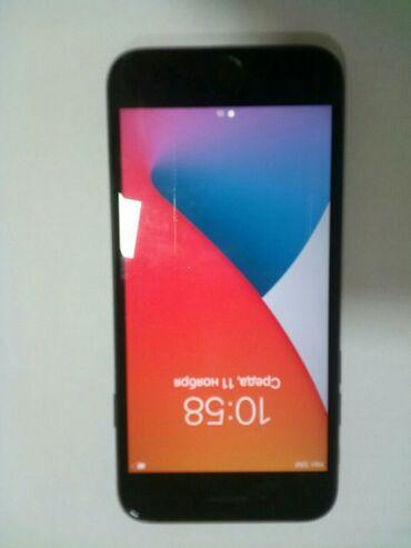 iphone 7 купить бу в Кыргызстан: Б/У iPhone 7 128 ГБ Черный