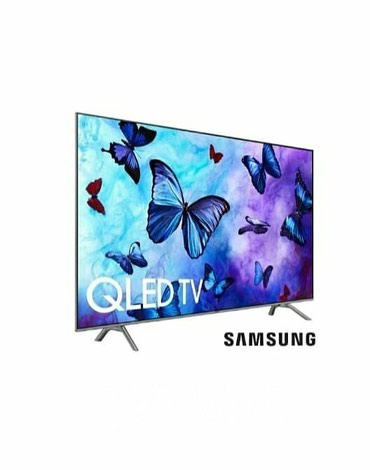 SAMSUNG QE 55 Q6 FNAU : 140 SM ÖLÇÜSÜ .Qled tv .4K - UHD smart - Bakı