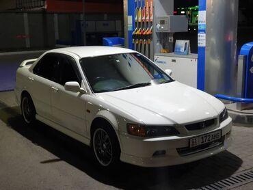 Honda - Кыргызстан: Honda Accord 2 л. 2001 | 172 км