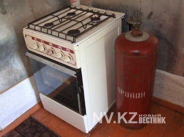 Газовые баллоны - Кыргызстан: Продаю Газ баллон 50 литр с Газом По городу доставка бесплатно