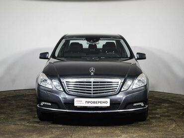 Mercedes-Benz в Кыргызстан: Mercedes-Benz E-класс AMG 3.5 л. 2010 | 130347 км