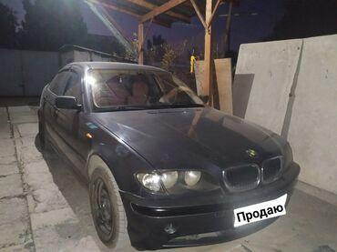 bmw x4 xdrive35d steptronic в Кыргызстан: BMW 318 2 л. 2002