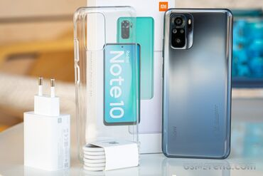 267 объявлений | ЭЛЕКТРОНИКА: Xiaomi Redmi Note 10 | 64 ГБ | Синий | С документами