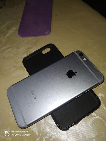 Б/У iPhone 6 64 ГБ Серый (Space Gray)