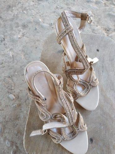 Женские туфли ручной работы REUCHLL размер 36 надевала лишь раз в Бишкек
