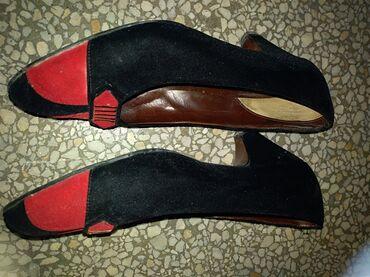 412 oglasa   ŽENSKA OBUĆA: Cipele 24 cm br 38 antilop