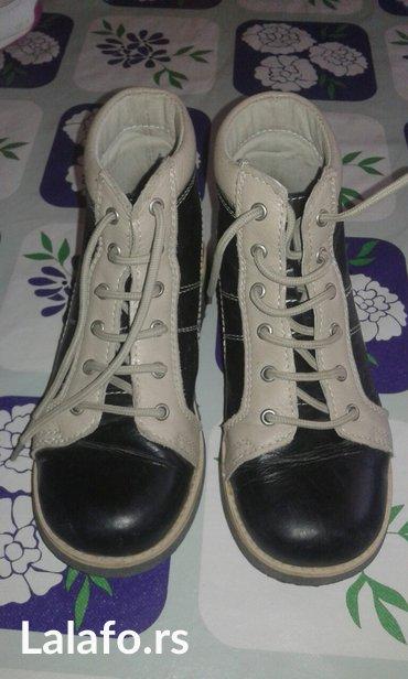 Cipele za decake ortopedske, par puta obuvene, br.32, unutrasnje - Smederevo