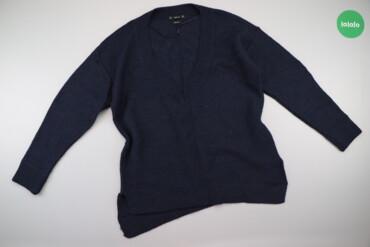 Жіночий пуловер з глибоким вирізом Zara Knit, p. S    Довжина: 71 см Ш