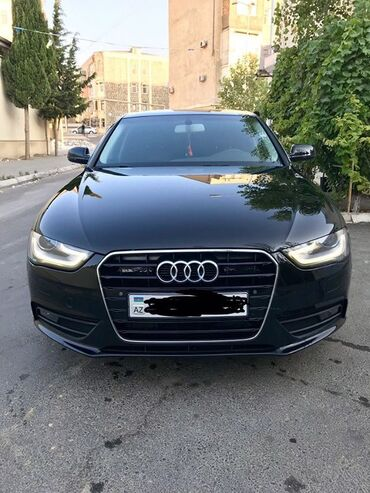 audi a4 1 9 multitronic - Azərbaycan: Audi A4 1.8 l. 2014 | 136000 km