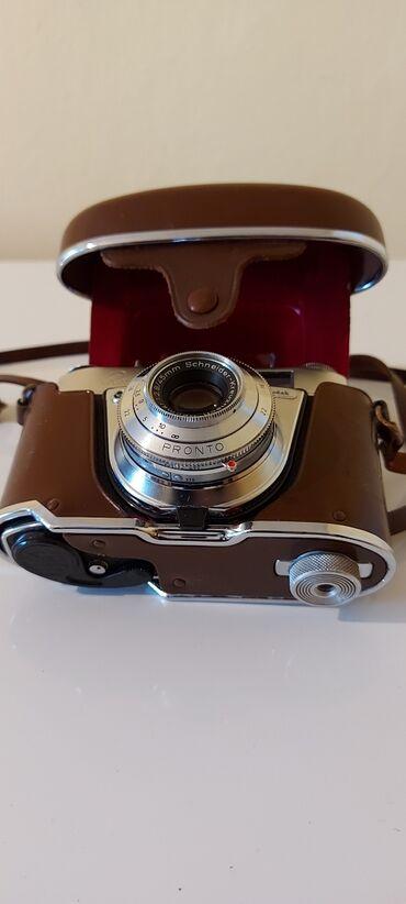 Elektronika - Vranje: Fotoaparat orginal, ko se razume znace, nov samo 2 filma slikano sa