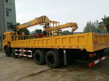 Автокраны 16-18 тонн. кран манипуляторы 7 тонн. прямо из завода в Бишкек