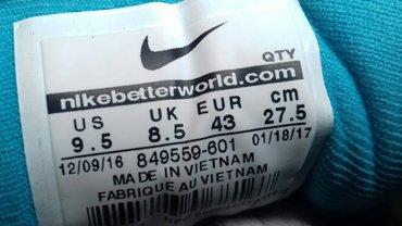 Nike Air Max 2017 original Vietnamke u br 41 do 46 - Pancevo