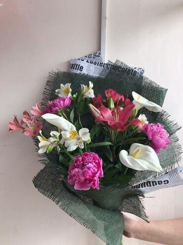 букет в Кыргызстан: Организация мероприятий   Букеты, флористика