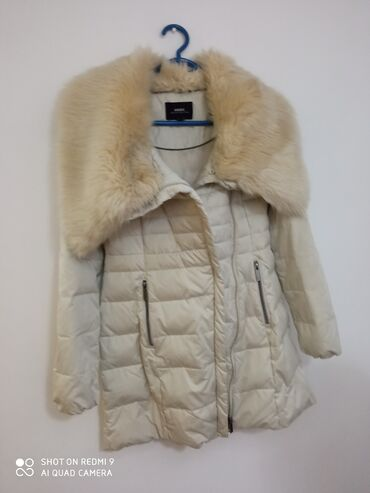 кожаная куртка мужская купить в Кыргызстан: Срочно!Продаю пальто Турция размер 36 с крупными круглыми