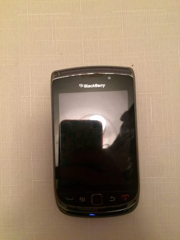BLACKBERRY 9800: - Xırdalan