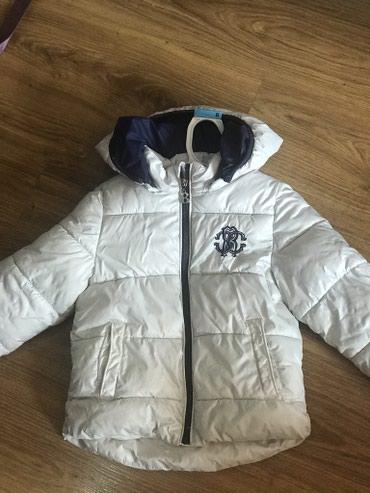 детская куртка на 2 3 года в Кыргызстан: Куртка детская, зимняя (R.Cavalli), на 2-3 года. Изнутри тканевый подк