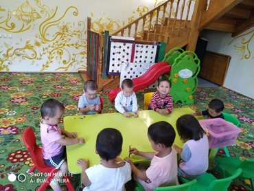 """украшение для сада в Кыргызстан: Детский сад """"Ангелочек"""" Наш адрес: 1. Тимирязева 98 пересек Рыскулова"""