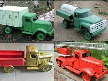 Искусство и коллекционирование - Бишкек: Куплю игрушки СССР Куплю для своей коллекции игрушки СССР, в разных