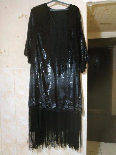 вечерние платья 50 размера в Кыргызстан: Платье вечернее. Эксклюзив.новое. размер 50-52. 54-56