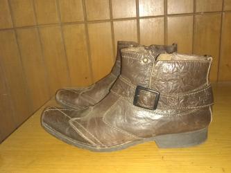 Brus bugatti b - Srbija: Vrhunske Bugatti kozne poluduboke cipele u odlicnom stanji skor kao