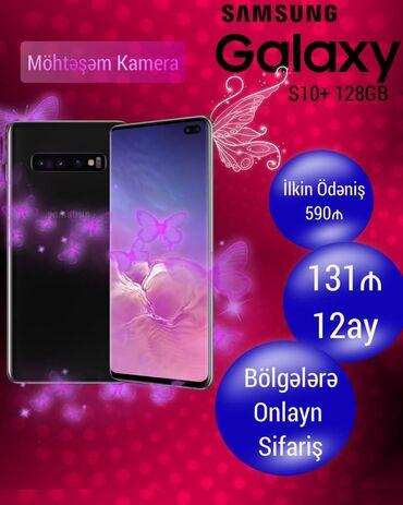 Samsung Novxanıda: Yeni Samsung Galaxy S10 Plus 128 GB