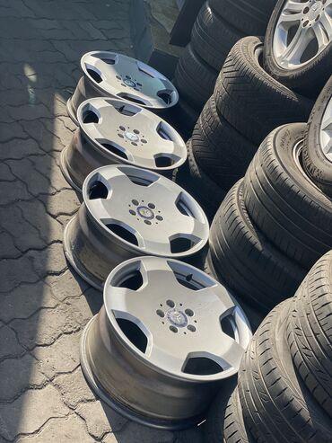 шина 18 в Кыргызстан: Диски R-18 на Mercedes Flagman  Кованые ! ! ! 400$