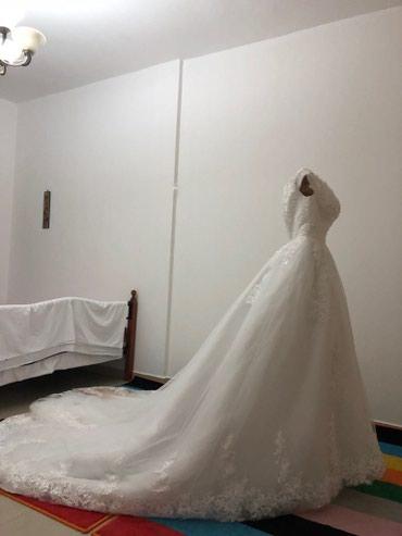 Сдается шикарное свадебное платье от в Бишкек