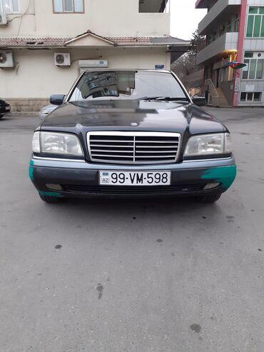 diplom ishleri - Azərbaycan: Mercedes-Benz C-Class 2.2 l. 1993   273000 km