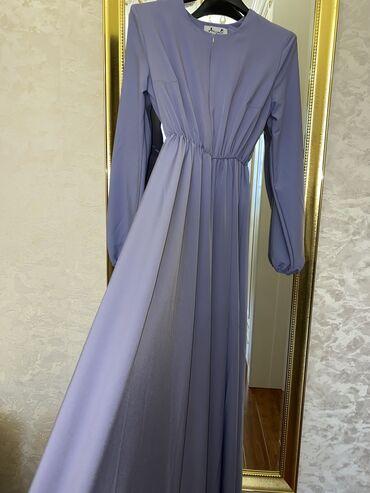 Платья - Бишкек: Платье в пол в красивой цветеПодойдет для кормящихС замочком