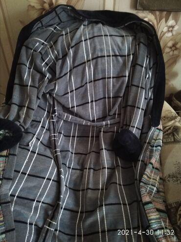 махровые халаты бишкек in Кыргызстан   ДОМАШНИЕ КОСТЮМЫ: Халат мужской,махровый,х/б