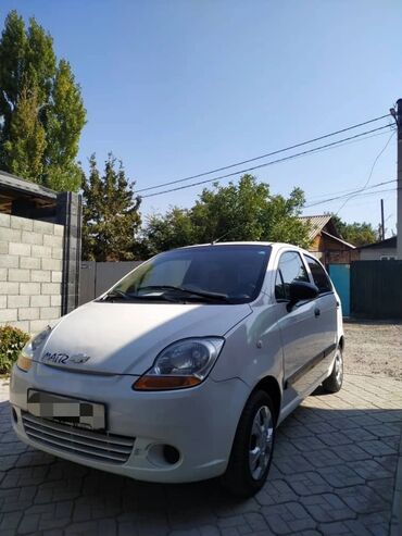 купить спринтер в германии в Кыргызстан: Chevrolet Matiz 0.8 л. 2009 | 192000 км