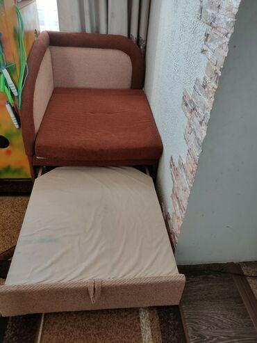 продам кресло кровать in Кыргызстан | ДИВАНЫ: Продаю кресло-кровать в идеальном состоянии