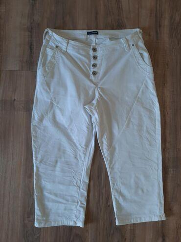 Zenske ski pantalone bele - Srbija: Charles Voegele bele pantalone zenske. Vel L. Kvalitetan materijal