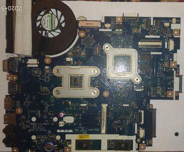 процессор-с-материнской-платой в Кыргызстан: Материнская плата: NEW70 LA-5819P Rev: 1.0 без процессора