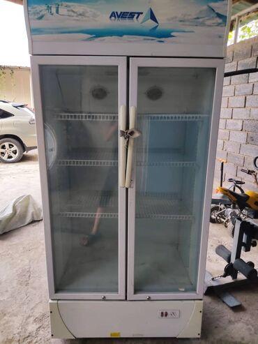 Электроника - Александровка: Б/у | Белый холодильник