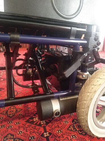 Инвалидные коляски - Кыргызстан: Инвалидные коляски