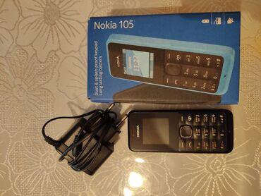 nokia 6300 almaq - Azərbaycan: Nokia 105 Qutu + adapter