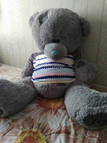 Мишка Teddy. Продается мишка, большая, в Бишкек