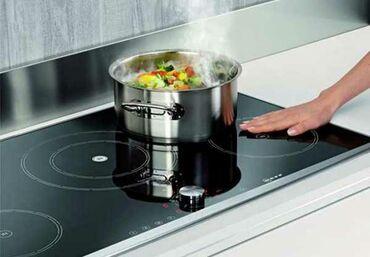 Ремонт | Кухонные плиты, духовки | С гарантией, С выездом на дом, Бесплатная диагностика