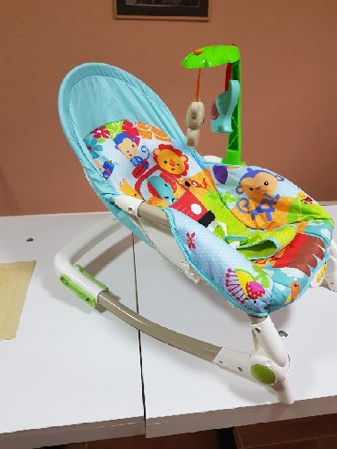 Ljuljaske-za-bebe - Srbija: Ljuljaska za bebe od rodjenja do 18kg. Ima muziku i vibraciju i
