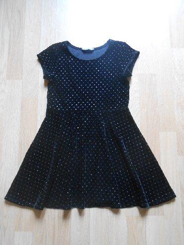 Deciji kupaci lindex - Srbija: Lindex svečana haljina vel 7/8 god (128 cm) Besprekorno očuvana, bez i