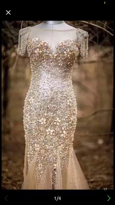 На прокат вечернее платье на кыз узатту или на другие мероприятия . Р